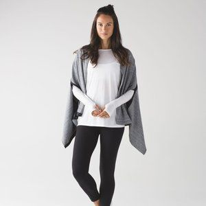 lululemon athletica Accessories - LULULEMON VINYASA WRAP Hazy Heather Heathered Hazy